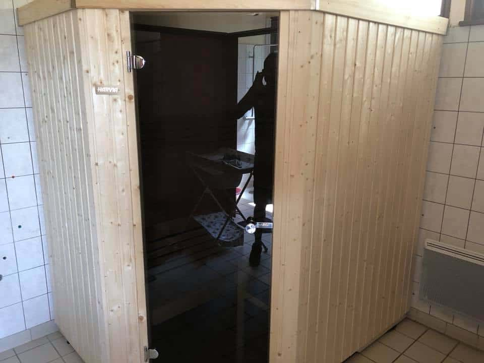 Installation Sauna à Gap et dans les Hautes-Alpes