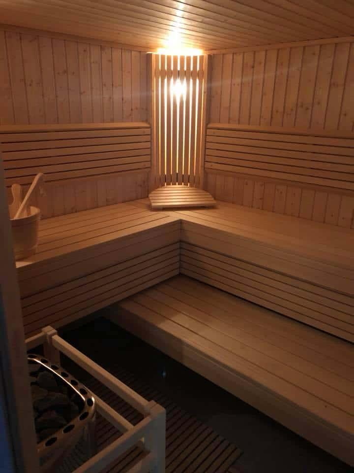 Sauna Gap (Hautes-Alpes)